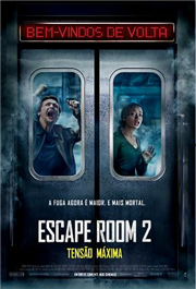 Escape Room 2: Tensão Máxima